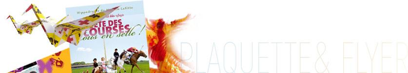 Création de plaquette, flyer, dépliant, leaflet mailing par dfDesign - Denis Foussard - graphiste